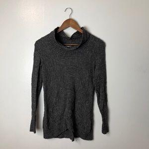 Eileen Fisher Gary Cowl Neck Tunic Sweater XS